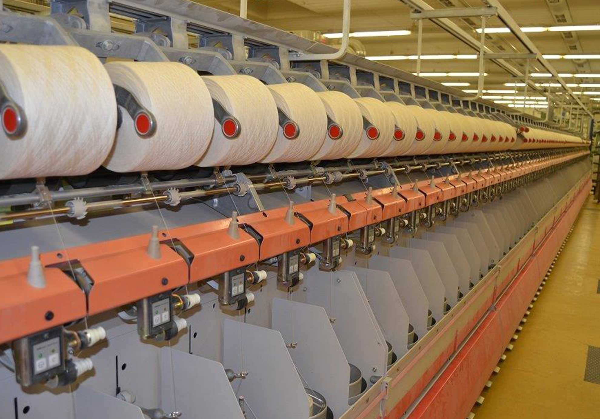 COTTON SPINNING MILL IN GERMANY 05